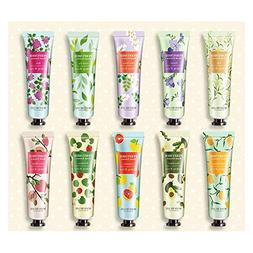 10/5 PC Fruits Delicious Hand & Nail Cream Pack, Hand Cream