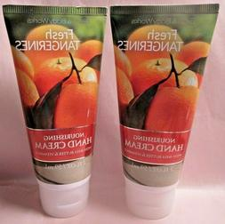 2 bath and body works nourishing hand