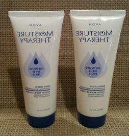2 AVON Moisture Therapy Intensive Body Lotion 6.7 oz with SP
