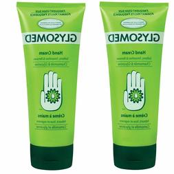 2 x Glysomed Hand Cream Large Tubes Combo Pack - 250ml Each