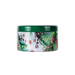Via Mercato Natale Single Wick 3oz Fragrant Candle - Frosted