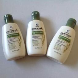 3 Aveeno Daily Moisturizing Lotions  - 1 fl. oz. each.  You