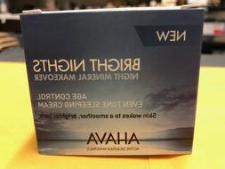 AHAVA Time to Smooth Bright Nights AGE CONTROL EVEN TONE SLE