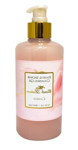 Camille Beckman Hand and Shower Cleansing Gel, Camille, 13 O