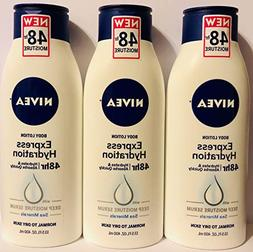 Nivea Body Lotion - Express Hydration - With Sea Minerals -