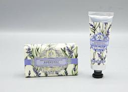 AAA Floral Lavender 2 Piece Lot Luxury Hand Cream and Triple