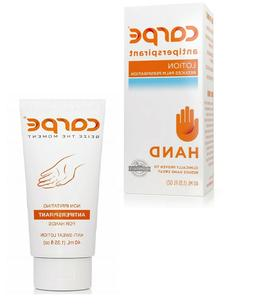 Carpe Antiperspirant Hand Lotion Sweat Reduction No-Irritati