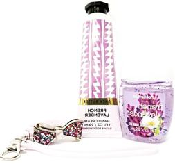 Bath & Body Works French Lavender Hand Cream,  PocketBac & G