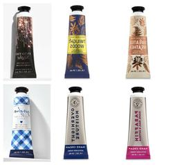 bath and body works hand creams fall