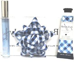 Bath and Body Works New Gingham Perfume Spray, Hand Cream &