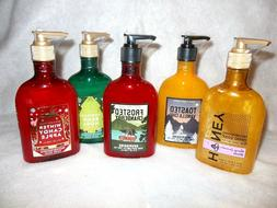 Bath & Body Works Nourishing Hand Soap, Assorted, You Pick,