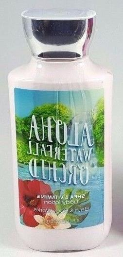 Bath Body Works ALOHA WATERFALL ORCHID Body Lotion Hand Crea