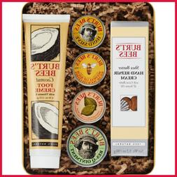Burt's Bees Classics Gift Set 6 Products In Giftable Tin –