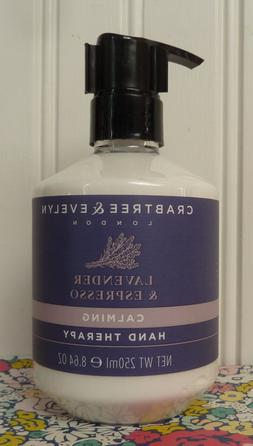 Crabtree & Evelyn Calming Hand Cream Therapy, Lavender & Esp