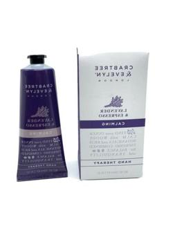 Crabtree & Evelyn Calming Hand Cream Therapy, Lavender and E