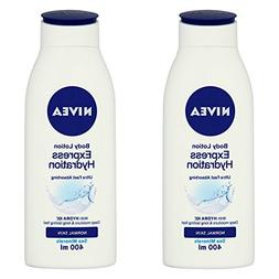 Nivea for Women Body Care Lotion Cream  Pack 2