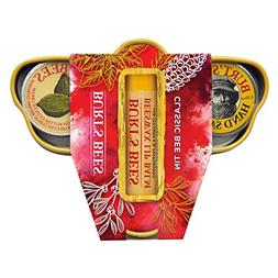 Burt's Bees Classic Bee Tin Holiday Gift Set
