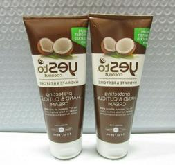 YES TO COCONUT HYDRATE & RESTORE PROTECTING HAND & CUTICLE C