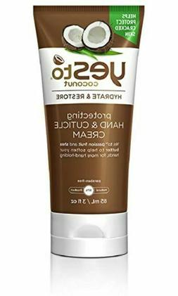 Yes to Coconut Hydrate Restore Protecting Hand Cuticle Cream