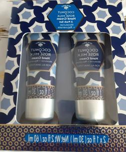 Coconut Rose Milk Hand Cream, Made in China, for all skin Ty