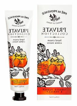 Pre de Provence Private Collection Hand Cream - Tobacco Flow