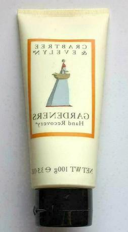 Crabtree & Evelyn GARDENERS Hand Recovery 3.5 oz
