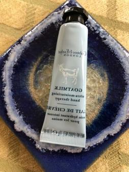 Crabtree & Evelyn Goatmilk Hand Cream Lotion Travel Size .35