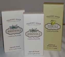 Crabtree & Evelyn LAVENDER and CITRON HONEY & CORIANDER Hand
