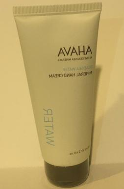 AHAVA Dead Sea Water Mineral Hand Cream Lotion 100 ml, 3.4 f