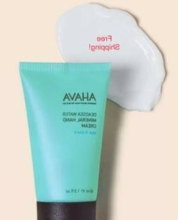 Ahava Dead Sea Water Mineral Hand Cream Sea Kissed 1.3 oz Tr