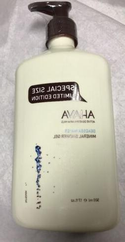 AHAVA  Dead Sea Water Mineral Shower Gel  500mL / 17fl.oz