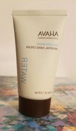 AHAVA Deadsea Water Mineral Hand Cream 1.3oz/40ml Travel Siz