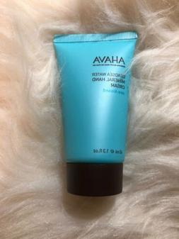 AHAVA Deadsea Water Mineral Hand Cream  Sea-kissed 1.3 oz/40