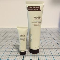 AHAVA Deadsea Water Mineral Hand Cream +Time to Clear Purify