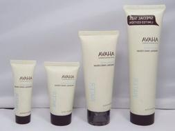 AHAVA Deadsea Water Mineral Hand Cream  NEW