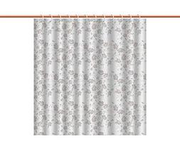 iPrint Fabric Shower Curtain  Polyester Fabric Bathroom Show