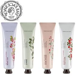 The Face Shop Daily Perfume Hand Cream  X 4 Qty Rose Water,