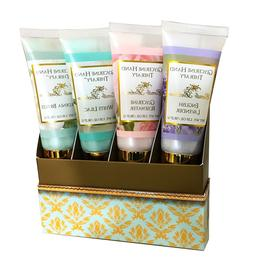 Camille Beckman The Floral Collection Gift Set, Four 1.35 oz