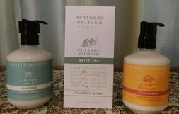 ❤Free Ship❤ New CRABTREE & EVELYN  - Choose Your Favorit