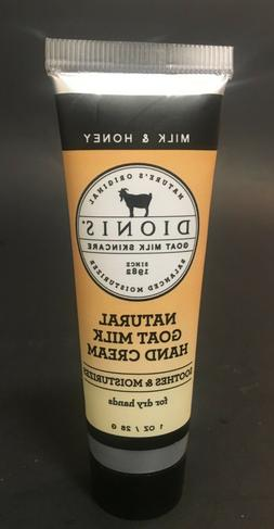 goat milk hand cream 1 oz larger