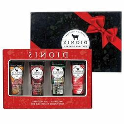 Goat Milk Hand Cream Holiday Gift Set Limited Edition By Dio