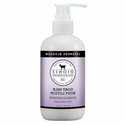 Dionis Goats Milk Lotion 8.5 Oz. - Lavender Blossom