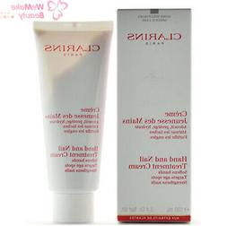 Clarins Hand and Nail Treatment Cream 100 ml / 3.5oz New In