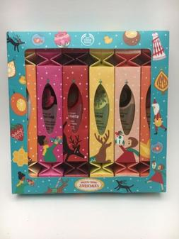 hand cream crackers gift set 6 individually