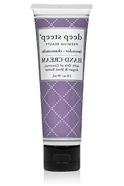 Deep Steep Hand Cream Lavender Chamomile - 2 fl oz