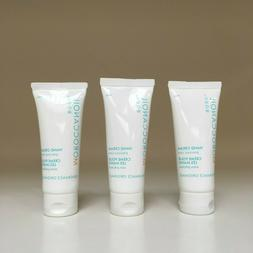 Moroccanoil Hand Cream - SET OF 3 - Travel Size 0.67 oz each