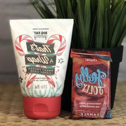 Perfectly Posh Hand Cream That's A Wrap Candy Cane Sweet M