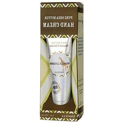 Out of Africa Hand Cream, Vanilla, 1 Fluid Ounce