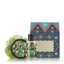 The Body Shop House of Peppermint Candy Cane Delights Gift S