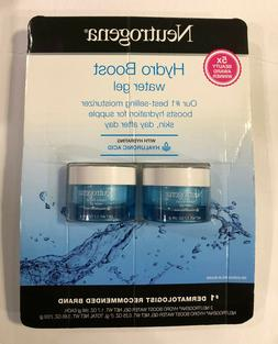 Neutrogena Hydro Boost Water Gel, 1.7 Ounce Each